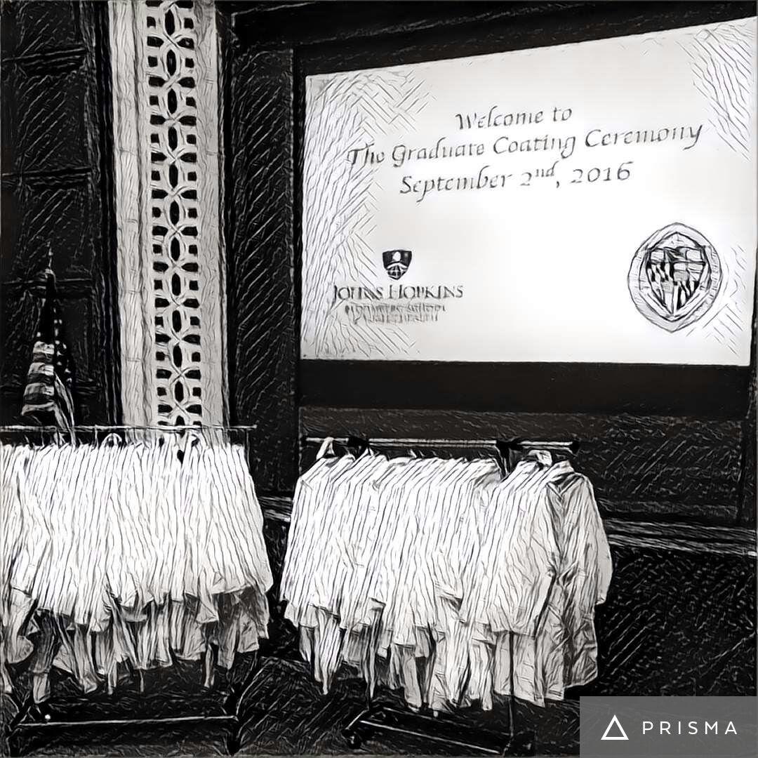 Graduate Coating Ceremony 2016 5